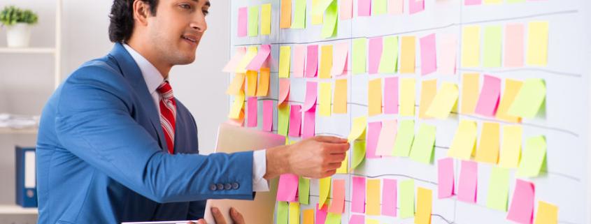 scrum cheat sheet voor scrum methode agile werken