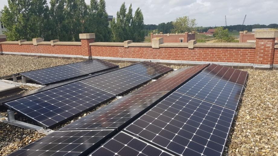 energieneutraal kantoor forsa advies