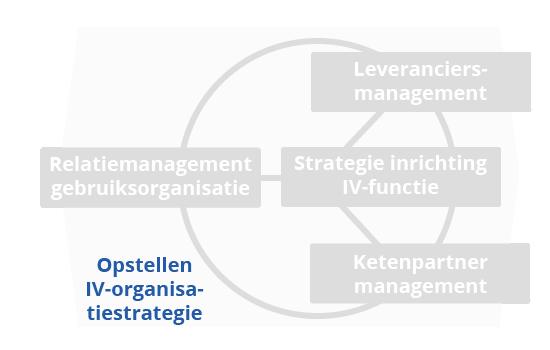 BiSL opstellen IV-organisatiestrategie