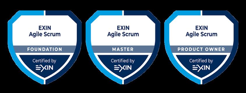 Exin Agile Scrum Badges