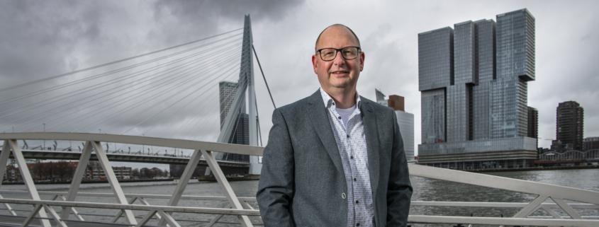 projectmanager Rotterdam Jacco Dunweg